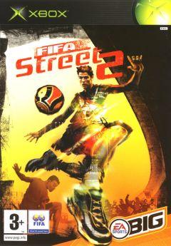 Jaquette de FIFA Street 2 Xbox