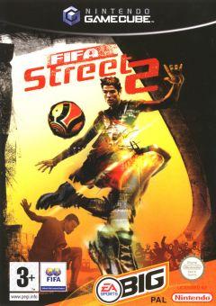 Jaquette de FIFA Street 2 GameCube