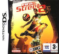Jaquette de FIFA Street 2 DS
