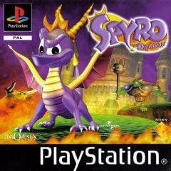 Jaquette de Spyro The Dragon PlayStation
