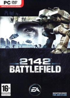 Jaquette de Battlefield 2142 PC