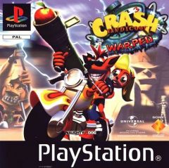 Crash Bandicoot 3 : Warped (PlayStation)