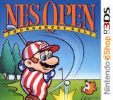 Jaquette de NES Open Tournament Golf Nintendo 3DS