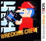 Jaquette de Wrecking Crew Nintendo 3DS