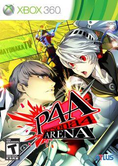 Jaquette de Persona 4 : Arena Xbox 360