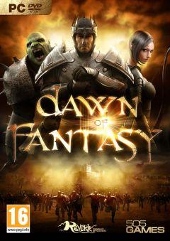 Jaquette de Dawn of Fantasy PC
