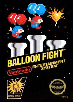 Jaquette de Balloon Fight NES