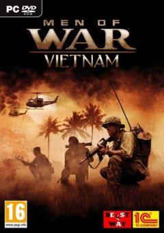 Jaquette de Men of War : Vietnam PC