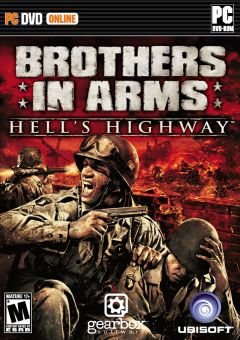 Jaquette de Brothers in Arms : Hell's Highway PC
