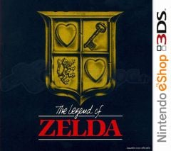 Jaquette de The Legend of Zelda Nintendo 3DS