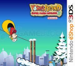 Jaquette de Yoshi's Island : Super Mario Advance 3 Nintendo 3DS