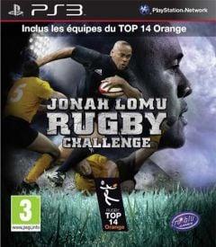 Jaquette de Jonah Lomu Rugby Challenge PlayStation 3