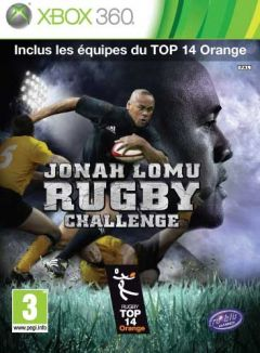 Jaquette de Jonah Lomu Rugby Challenge Xbox 360
