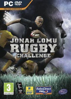 Jaquette de Jonah Lomu Rugby Challenge PC
