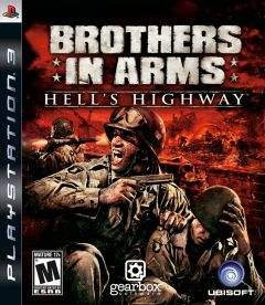Jaquette de Brothers in Arms : Hell's Highway PlayStation 3