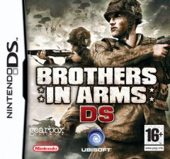 Jaquette de Brothers in Arms DS DS