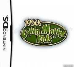 Jaquette de 1950s Lawn Mower Kids DSi