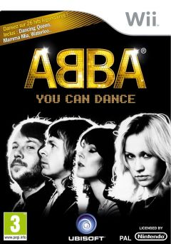 Jaquette de ABBA You Can Dance Wii
