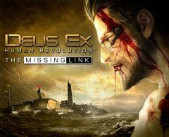 Jaquette de Deus Ex Human Revolution : Le chaînon manquant Xbox 360