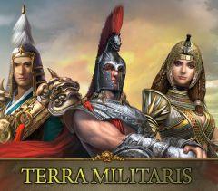 Jaquette de Terra Militaris PC