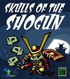 Jaquette de Skulls of the Shogun PC