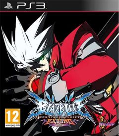 Jaquette de BlazBlue : Continuum Shift Extend PlayStation 3