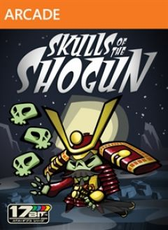 Jaquette de Skulls of the Shogun Xbox 360