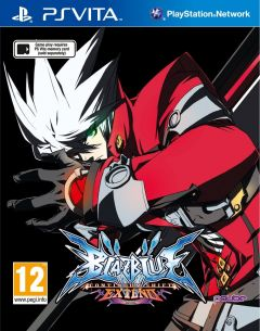 Jaquette de BlazBlue : Continuum Shift Extend PS Vita
