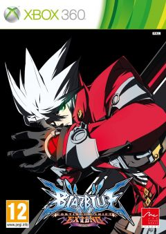 Jaquette de BlazBlue : Continuum Shift Extend Xbox 360
