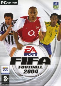 Jaquette de FIFA Football 2004 PC