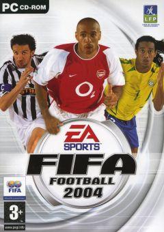 Jaquette de FIFA Football 2004 PC