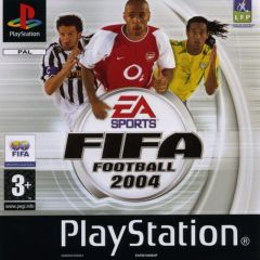 Jaquette de FIFA Football 2004 PlayStation