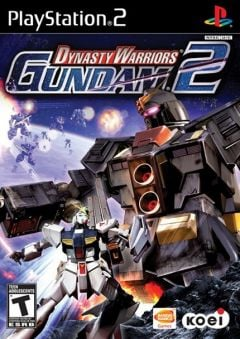 Jaquette de Dynasty Warriors : Gundam 2 PlayStation 2