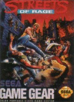 Jaquette de Streets of Rage GameGear
