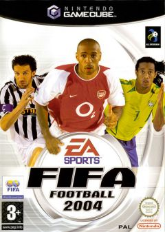 Jaquette de FIFA Football 2004 GameCube