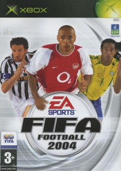 Jaquette de FIFA Football 2004 Xbox