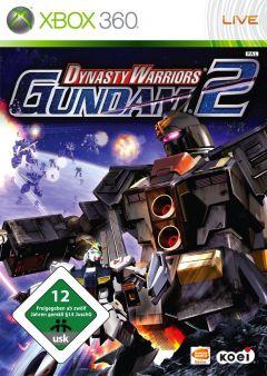 Jaquette de Dynasty Warriors : Gundam 2 Xbox 360