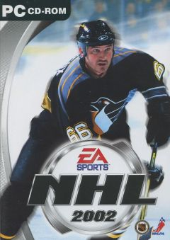 Jaquette de NHL 2002 PC