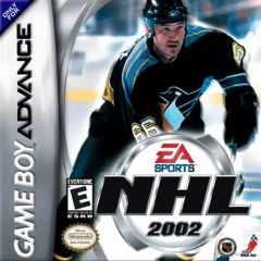 Jaquette de NHL 2002 Game Boy Advance