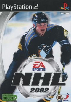 Jaquette de NHL 2002 PlayStation 2