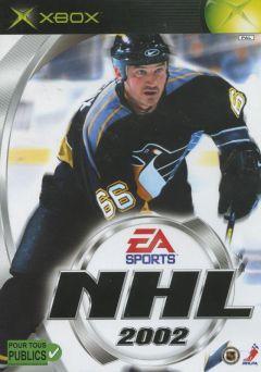 Jaquette de NHL 2002 Xbox