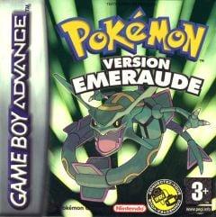 Pokémon Version Emeraude (Game Boy Advance)