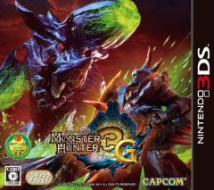 Jaquette de Monster Hunter tri-3G Nintendo 3DS
