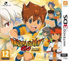 Jaquette de Inazuma Eleven Go Lumière Nintendo 3DS