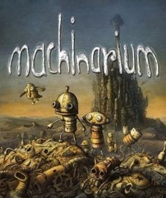 Jaquette de Machinarium iPad