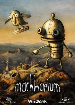 Jaquette de Machinarium Wii