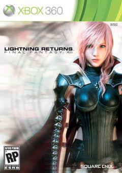 Jaquette de Lightning Returns : Final Fantasy XIII Xbox 360