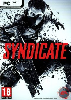 Jaquette de Syndicate PC