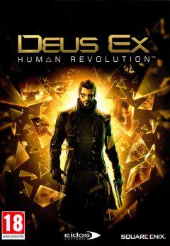 Jaquette de Deus Ex : Human Revolution Mac