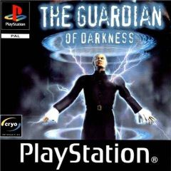 Jaquette de The Guardian of Darkness PlayStation